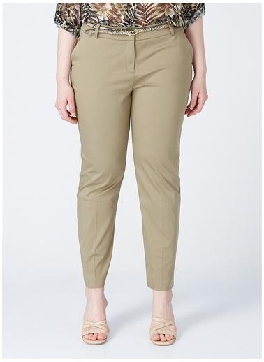 Ekol Ekol Kadın Haki Pantolon Haki